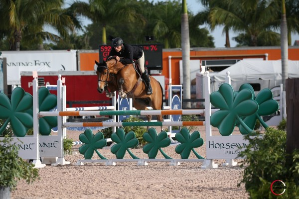 01/03/2017 ; Wellington FL ; Winter Equestrian Festival - Week 8